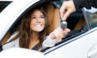 Transmission de clefs de voiture