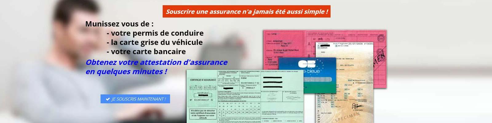 Assurance auto de courte durée